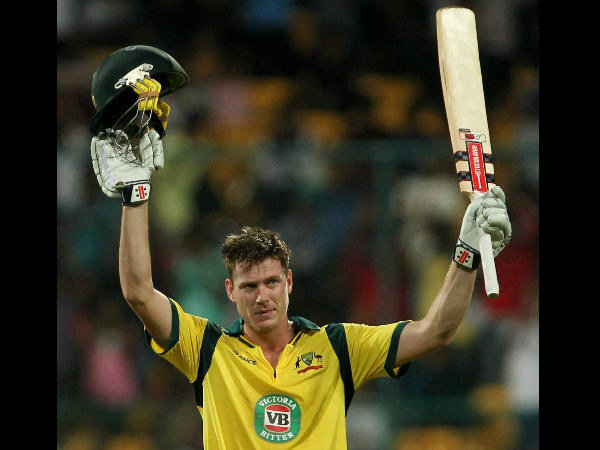 James Faulkner Experience Will Hold