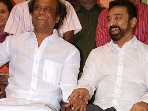 If Rajinikanth Enters Politics I Will Join Hands With Him Kamal