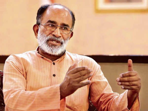 Government Determined To Protect Every Indian Alphons Kannanthanam