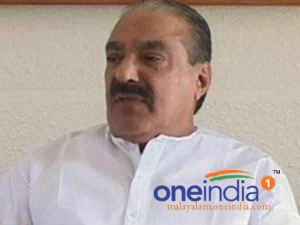 Km Mani Against Bjp For Kannanthanam Became Minister