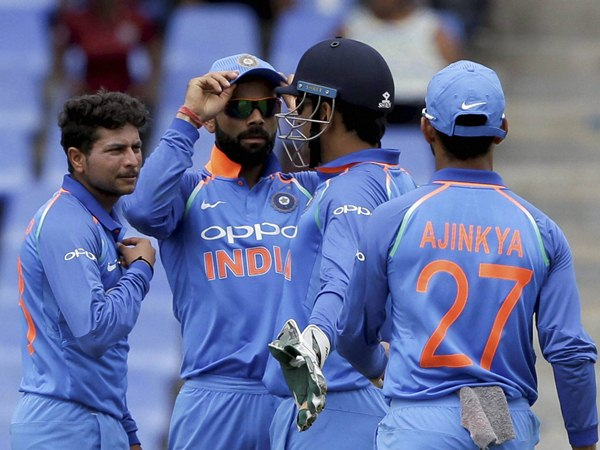 India Beat Australia Second Odi Kolkata Eden Gardens