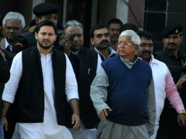 Lalu Yadav Son Tejashwi Yadav Summoned By Cbi In Alleged Railways Hotel Scam