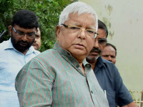 Property Of Lalu Yadavs Family Worth Rs 165 Crore Seized By Income Tax Department