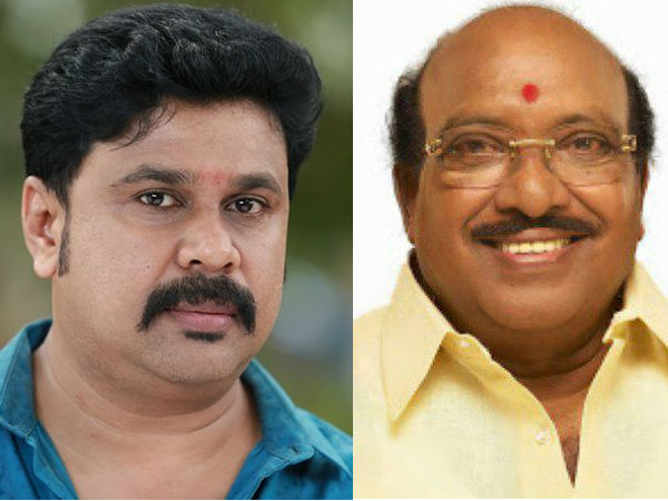 Vellapally Nadesan Comment About Dileep