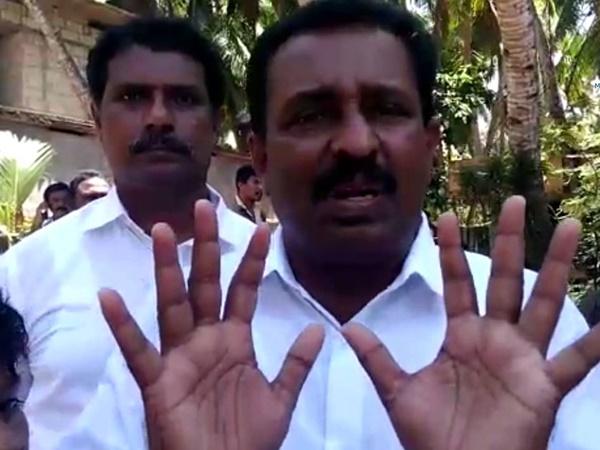 Vincent Mla Strike For Kovalam Kottaram