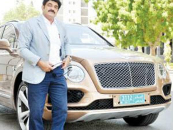 Malayali Owned Bentley Bentayaga Suv Oman