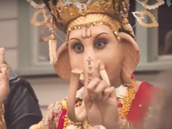 Australian Advertising Watchdog Dismisses Pleas To Ban A Commercial That Shows Ganesha Eating Meat