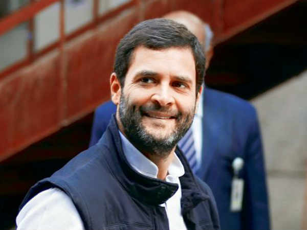 Rahul Gandhi Will Go On A Study Tour Of The World To Prepare For A 2019 Face Off With Modi
