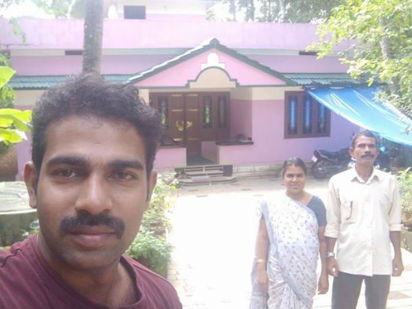 Ranjish Manjeri Facebook Post About His Marriage