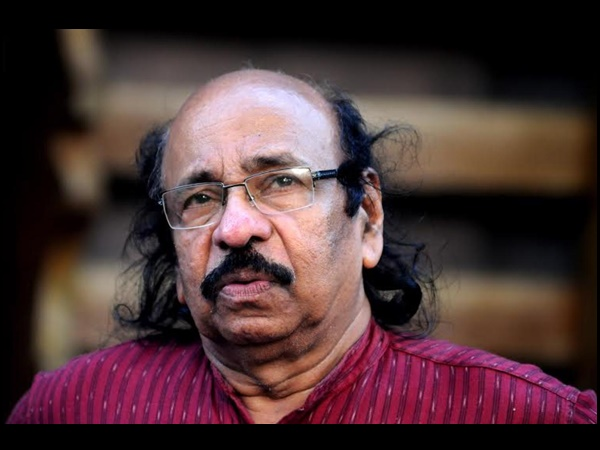 The Nation Is Becoming A Jail Says Poet Sachidanandan