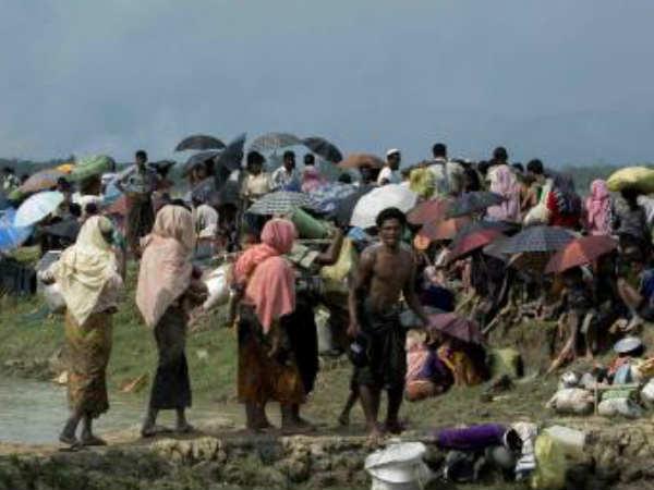 Saudi Arabia Says Refugees Can Save Millions Of Rohingya Muslims