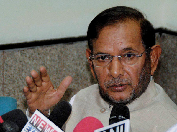 Election Commission Rejects Sharad Yadav Camp Plea For Jdu Poll Symbol