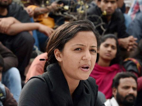 All Details About Jnu Student Union Vice President Shehla Rashid Shora