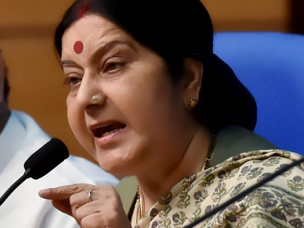 We Created Institutions Of Excellence Pakistan Created Terror Factories Sushma At Un General Assembl