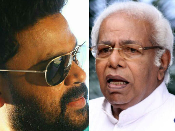 What Was The Issue Between Dileep And Thilakan An Old Interview Gone Viral