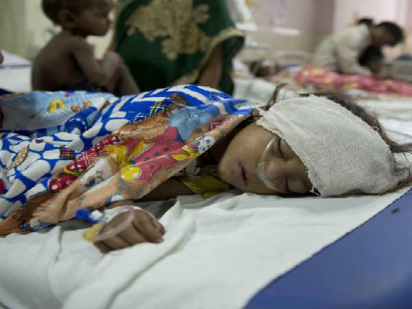 Children Die In Farrukhabad Govt Hospital Due To Lack Of Oxygen