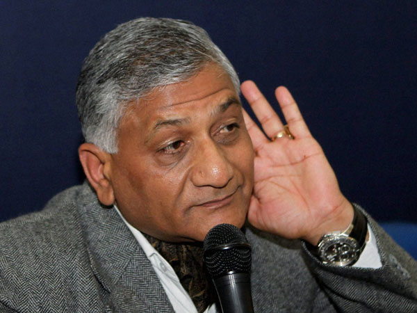 Vk Singh Explains About Reason For Kadakampalli S China Journey Permission Cancelled