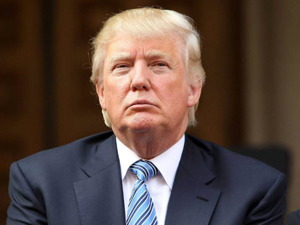 Trump Says Iran Nuke Deal An Embarrassement For Us