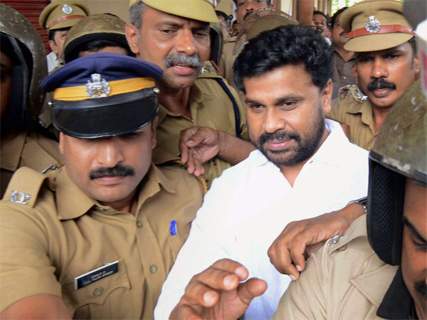 Charge Sheet Against Dileep On October Seven