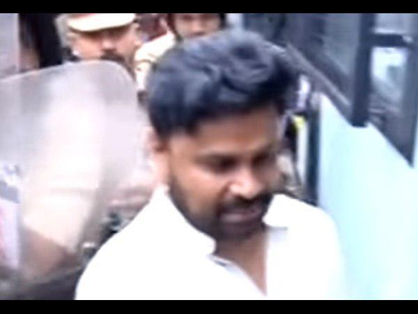 Attack Against Actress Dileep Rumours Satire