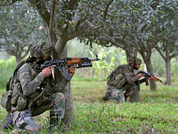 Army Targets Hideouts Naga Terror Outfit On Indo Myanmar Border