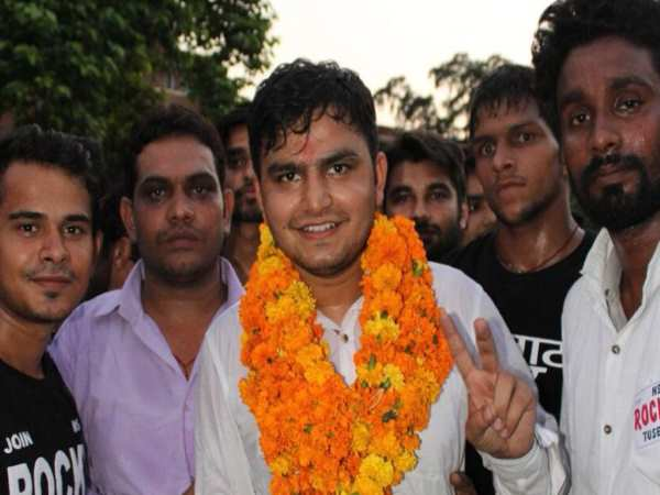 Delhi University Election 2017 Nsui Wins President Vice President