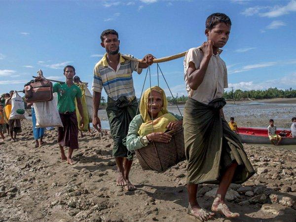 Rohingya Exodus To Bangladesh Exceeds