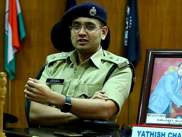 Rural Sp Yatheesh Chandra Says About Chalakkudi Murder Case