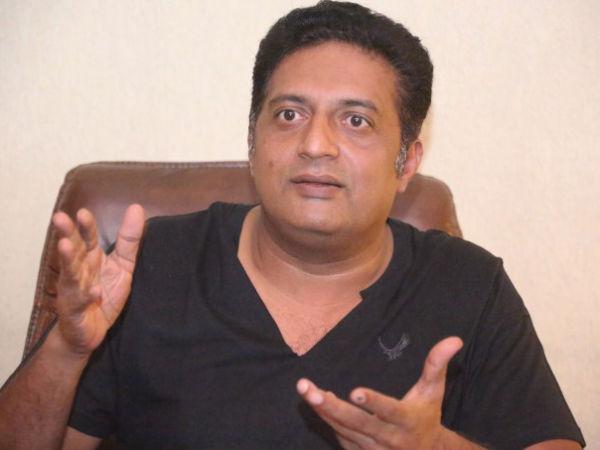 Actor Prakash Raj Against Modi And Yogi Aditya Nath