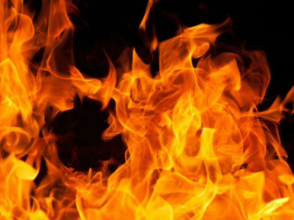 Fire In Saudi Capital Several People Died