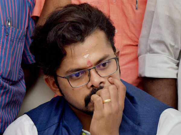 Sreesanth Cannot Play For Any Other Country Bcci