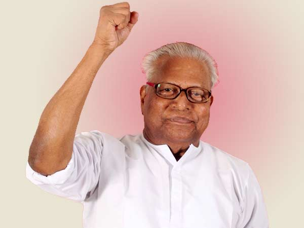 Campus Politics Vs Achuthanandan Against High Court Order