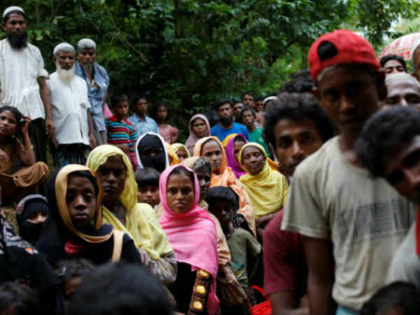 Myanmar Committed Crimes Against Humanity Says Amnesty