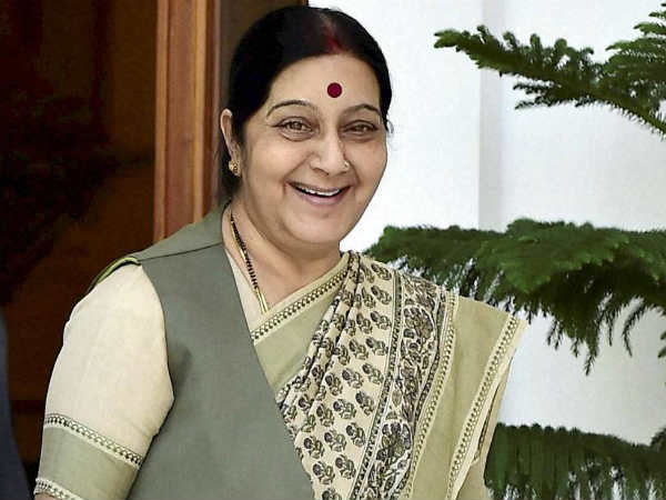 India To Grant Medical Visas To Two Pakistanis Says Sushma