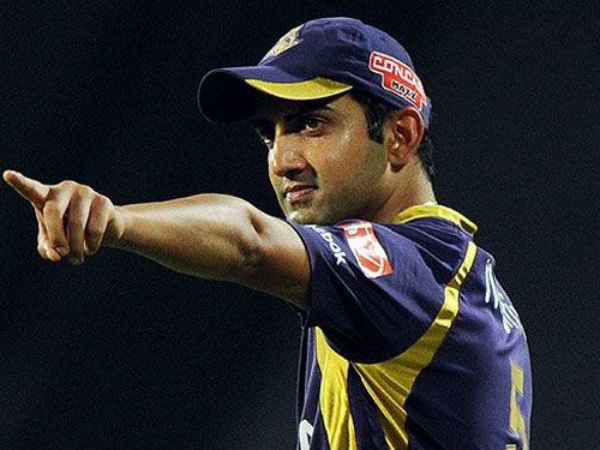 Gautam Gambhir Happy Birthday Indias World Cup Hero Turns