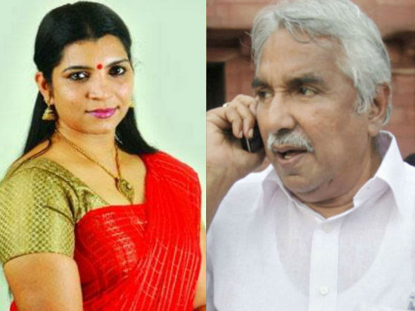 New Letter Spreading In The Name Of Saritha S Nair