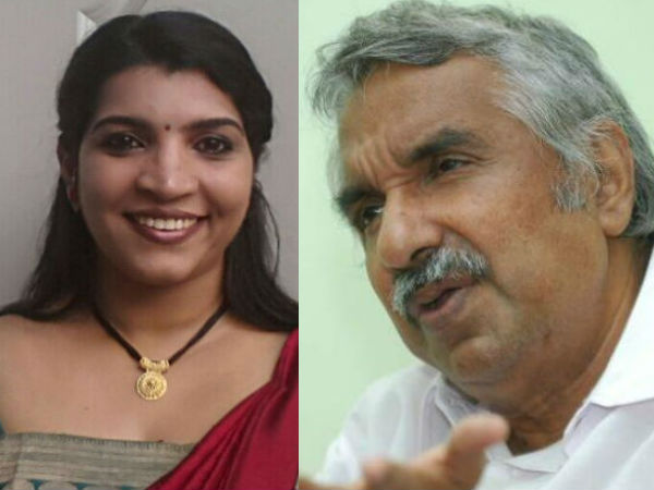 Solar Report Lot Of Rti Enquiries Including That Of Oommen Chandy