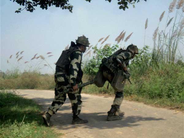 Terrorists Who Attacked Bsf Camp Near Srinagar Airport Killed