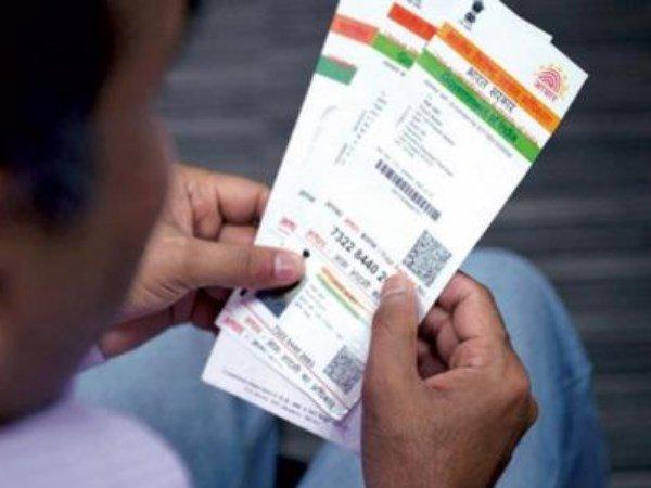 Aadhaar Can Be Sole Id Proof Voting Ex Cec Krishnamurthy