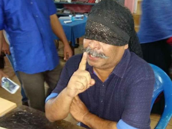 ബേബിച്ചേട്ടന് മാസ്സ് ഡാ... വെറും മാസ്സ് അല്ല, കൊല മാസ്സ്!!! സരോജ പാണ്ഡേക്ക് കൊടുത്ത പണി ഇങ്ങനെ
