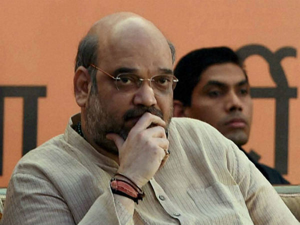 Congress Demands Inquiry Into Firm Owned By Amit Shahs Son