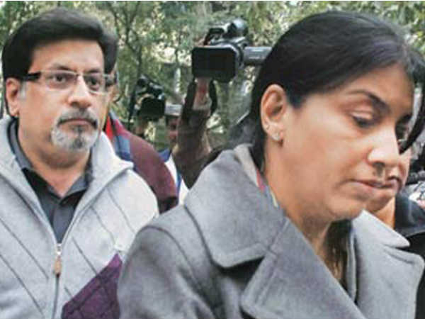 Aarushi Murder Case Rajesh Nupur Talwar To Walk Out Of Dasna Jail Today