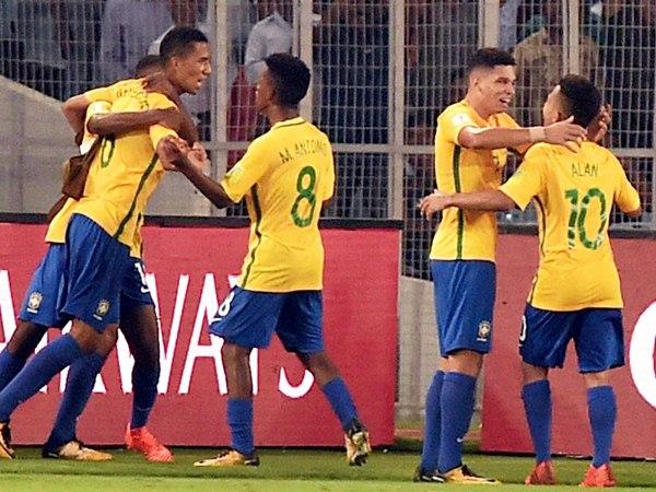 Fifau17wc Brazil V S Mali Losers Final