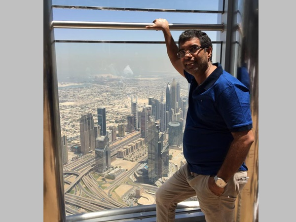 Ap Abdullakutty Facebook Photo At Burj Khalifa Comments