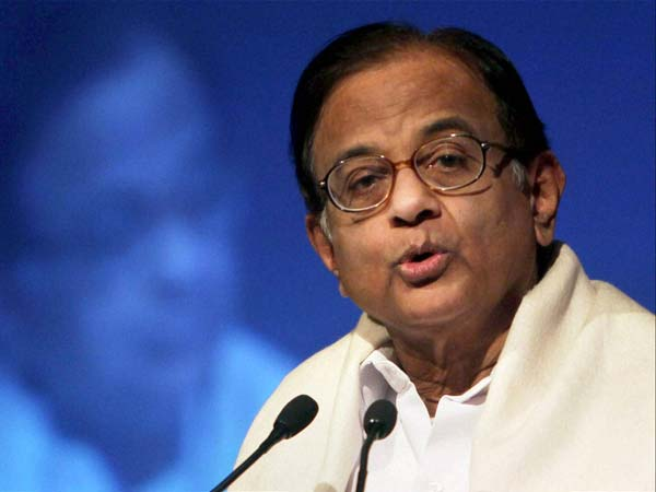 Election Commission Has Authorised Pm Narendra Modi To Announce Gujarat Poll Dates Says Chidambaram