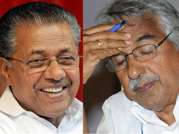 Solar Report May Not Given To Oommen Chandy