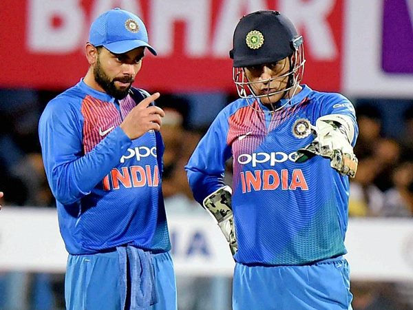 Dhoni Kohli Mess Drs Call India Lost Australia Second T