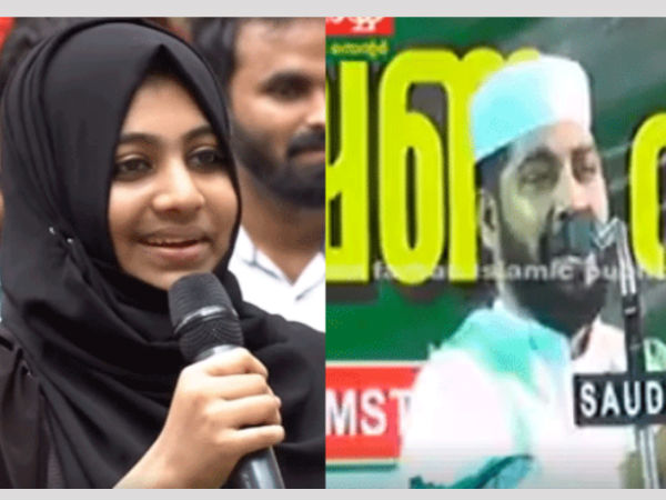 Muslim Preacher Against Muslim Woman Who Participated Tv Show