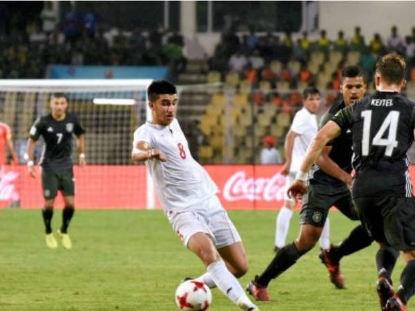 Fifau17wc Germany V S Guinea Iran V S Costarica Match