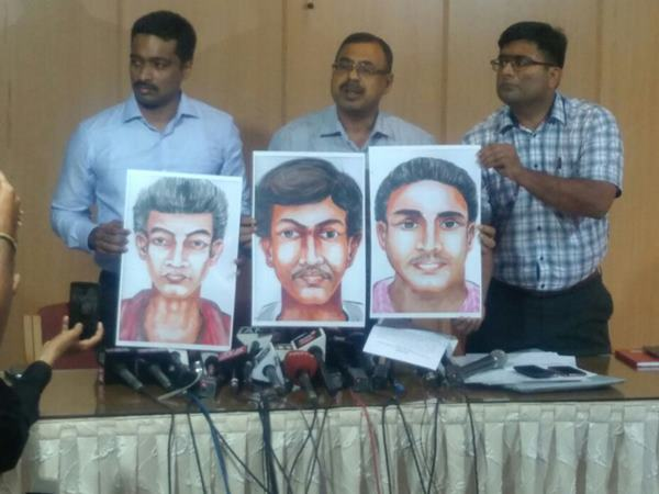 Gauri Lankesh Murder Sit Release Sketches Video Suspects